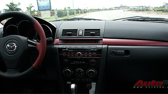 Mazda3 2009: Đối thủ nặng ký cho Civic và Altis