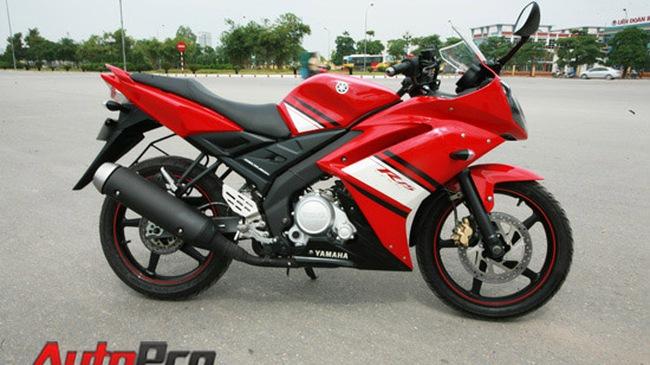 """Yamaha R15 - """"Quả bom"""" mới trên thị trường Việt Nam"""