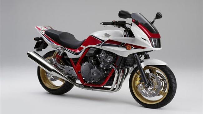 Honda giới thiệu hai mẫu CB400 phiên bản đặc biệt