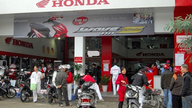 """Head Honda nào ở Hà Nội bán xe giá """"mềm"""" nhất?"""