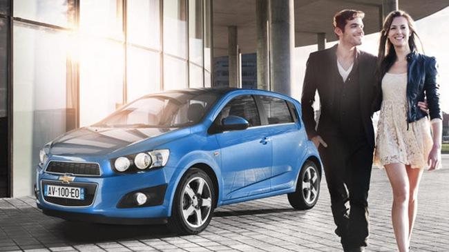 Chevrolet Aveo 2012 - Xe cho gia đình trẻ