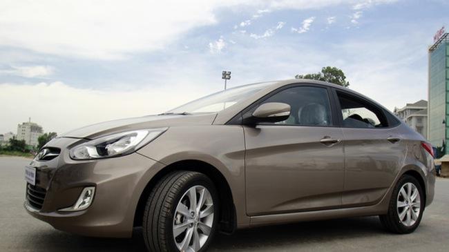 Hyundai Accent 1.4 MT 2011: Đối thủ lớn của Toyota Vios