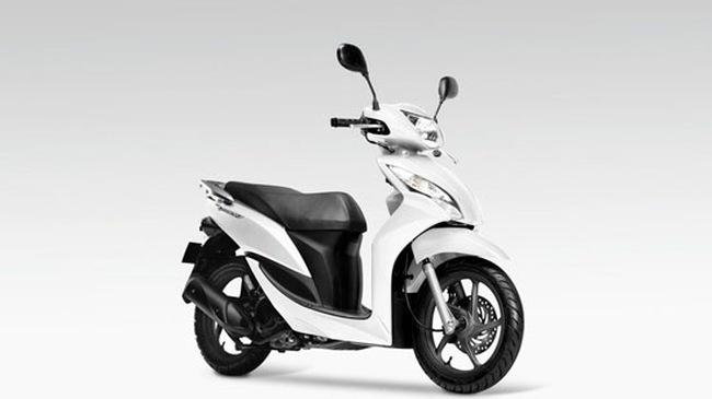 Xe ga Honda Vision 2011 có giá hơn 2.000 USD