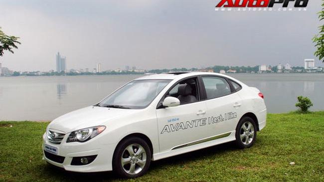 Hyundai Avante: Có thực sự thuyết phục?