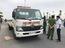 Tập thể dục gần cầu Nhật Tân, 2 phụ nữ bị xe cứu hộ tông chết