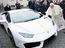Siêu xe Lamborghini Huracan độc nhất của Giáo hoàng Vatican