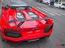 Lamborghini Aventador Roadster độ cánh gió, mâm ADV.1 tại Hà Nội